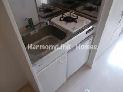 ハーモニーテラス町屋Ⅱのキッチン