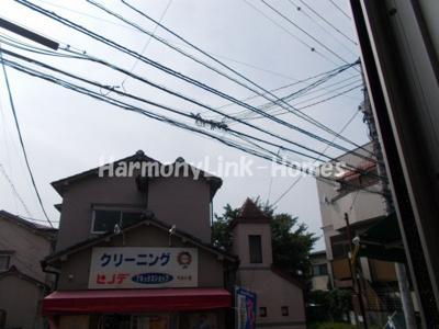 ハーモニーテラス町屋Ⅱの展望☆