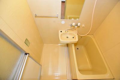 【浴室】グラントピア長堀橋
