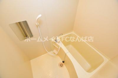 【浴室】ヴィラ松屋町