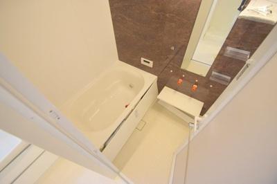 【浴室】ルアナ北梅田