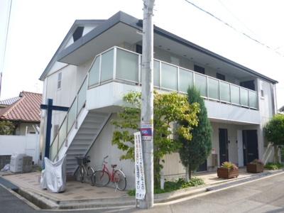 【外観】ローズミード総持寺