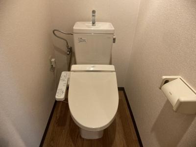 【トイレ】ローズミード総持寺
