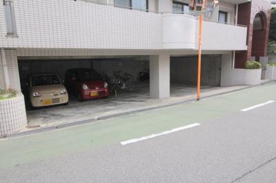 【駐車場】コート・ドゥ・ゼフィーロ