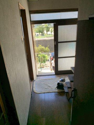 【玄関】堺市西区上野芝町8丁目 中古戸建