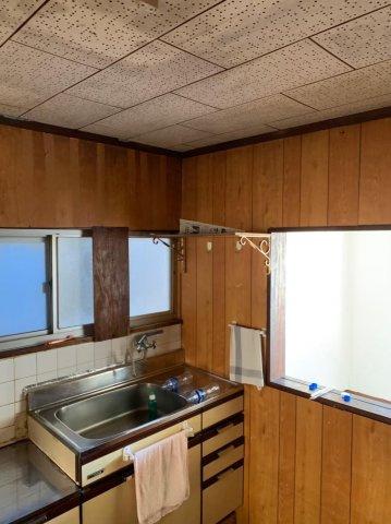 【キッチン】堺市西区上野芝町8丁目 中古戸建