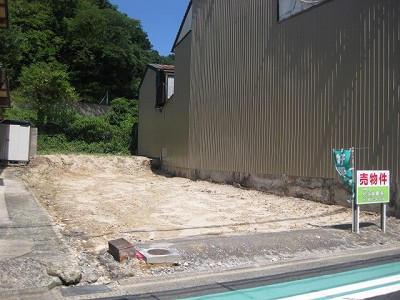 【外観】鳥取市立川町土地