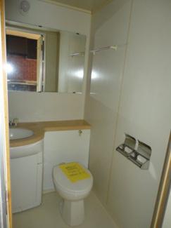 浴室一体型