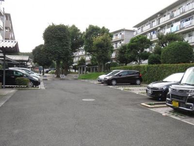 【駐車場】笠幡グリーンパーク