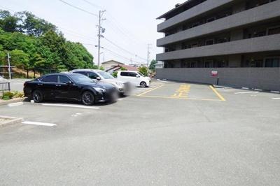 【駐車場】ヒルズ小名川wingB
