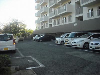 【駐車場】鈴蘭泉台第5ハウス