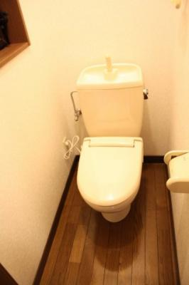 【トイレ】ヨシダハイツ