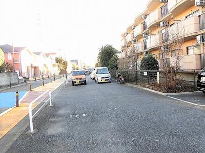 【駐車場】グリーンパークムサシノ