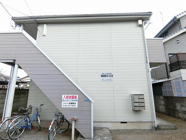【外観】パークサイドシマザキ
