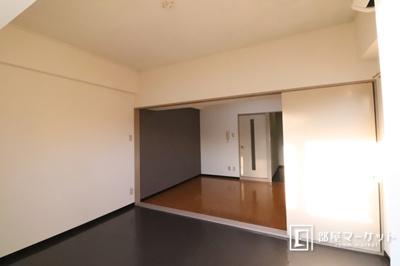 【居間・リビング】イーストガーデン ポプラ館