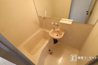 【浴室】イーストガーデン ポプラ館