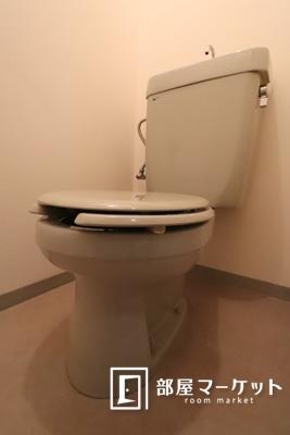 【トイレ】イーストガーデン ポプラ館