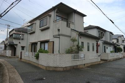 【外観】神戸市垂水区西舞子2丁目 中古戸建