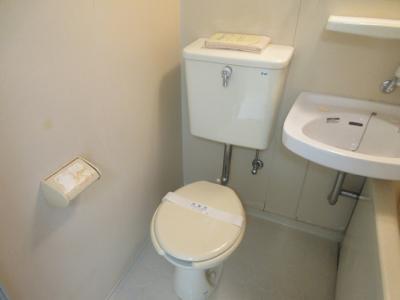 【トイレ】御池ハイツ
