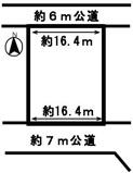 49433 岐阜市日野北土地の画像