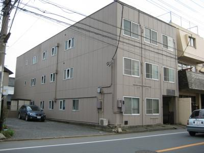 【外観】川越市喜多町 寮・シェアハウス 個室17戸