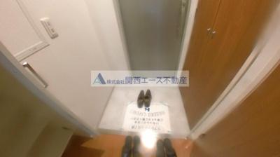【玄関】CASSIA高井田NorthCourt
