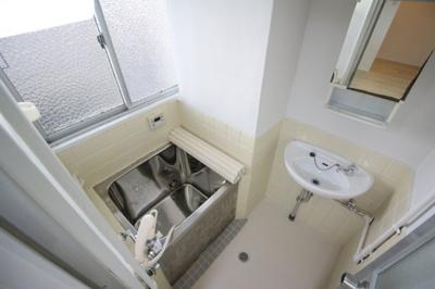 【浴室】紫竹ハイム