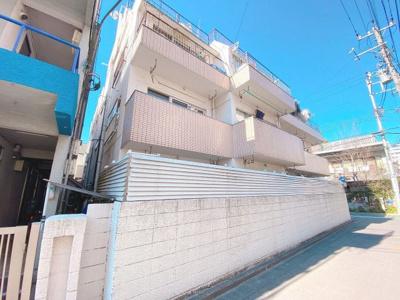 【外観】パレドール新宿Ⅱ