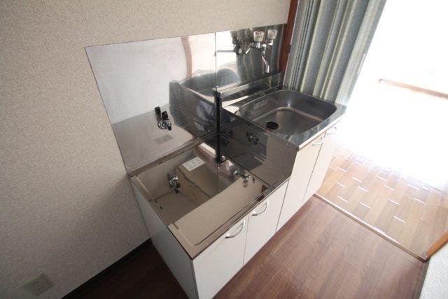 【キッチン】コーポ小荷田