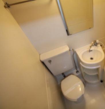 【トイレ】コーポ小荷田