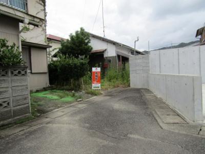 【外観】城南町3丁目 土地(No.46)
