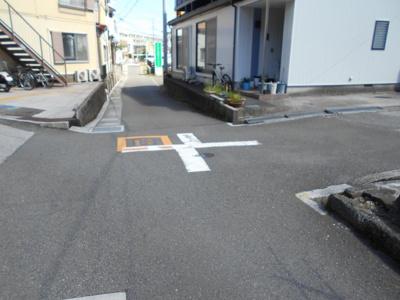 【周辺】高知市朝倉丙 売地