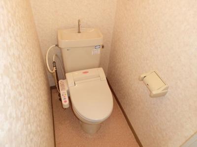 【トイレ】アシュレ双葉町