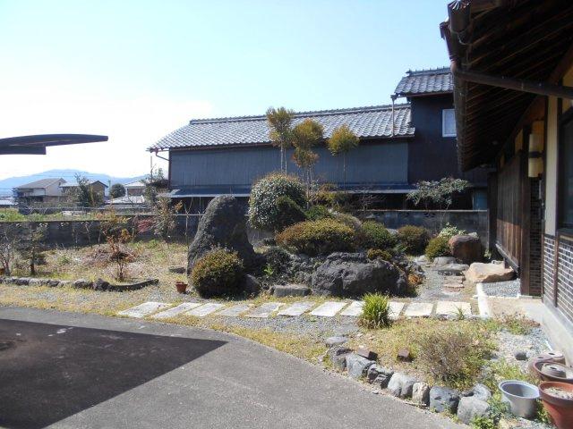 【外観】亀岡 大井町並河一丁目 建築条件無し 売土地