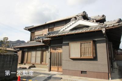 【外観】西脇市和田町  中古住宅