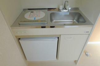 【キッチン】《想定利回り8.0%》横浜市保土ヶ谷区一棟アパート