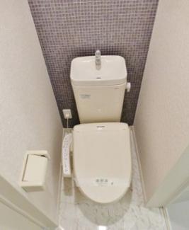 【トイレ】《想定利回り8.0%》横浜市保土ヶ谷区一棟アパート