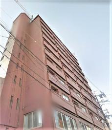 【現地写真】  総戸数56戸の 鉄骨鉄筋コンクリート造のマンションです♪