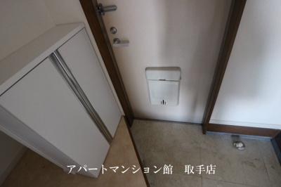 【玄関】アラベスク