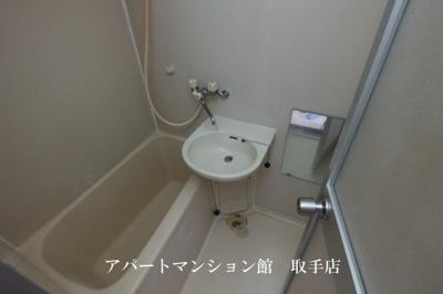 【浴室】アラベスク