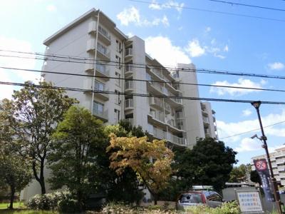 【現地写真】鉄筋コンクリート造・8階建マンション