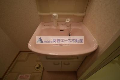【洗面所】グリーンウィンド