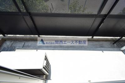 【バルコニー】グリーンウィンド
