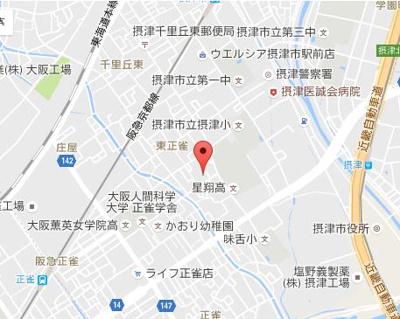 クリスタルコート東正雀