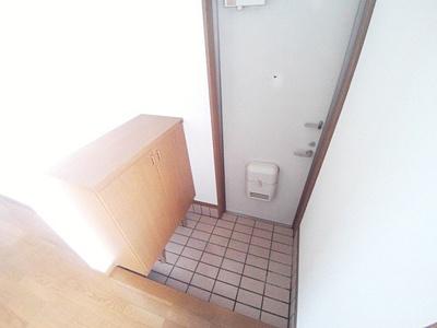 【玄関】塚町ハイツ