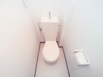 【トイレ】塚町ハイツ