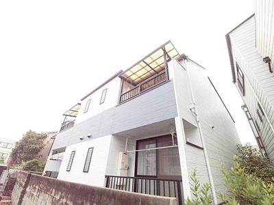 【外観】塚町ハイツ