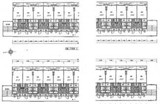 【間取り】大津市蓮池町5-12 投資用一棟ビル