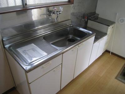 【キッチン】江原パークコーポ