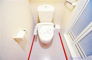 【トイレ】レオパレスJUNE (38357-102)